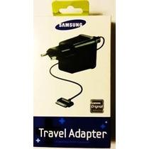 Paquete Accesorios Samsung Tab Cargador + Adaptador