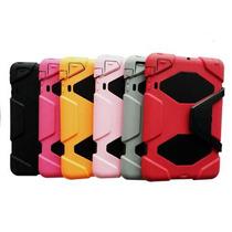 Funda Survivor Ipad Mini 6 Colores Uso Rudo + Mica + Stylus