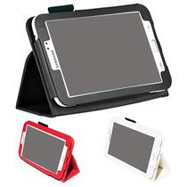 Funda Smart Samsung Galaxy Tab 3 De 7 P3210 P3200 +mica +sty