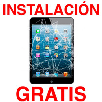 Cristal Ipad Mini Touch Digitalizador Con Instalación A8