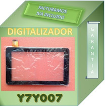 Digitalizador Touch Tablet China Y7y007(86v) Tpt-070-134