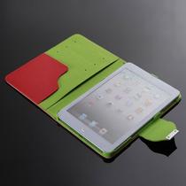 Estuche Original Ipad Mini Piel Funda Protector + Regalos!!
