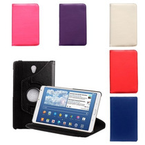 Funda Giratoria Samsung Galaxy Tab S 8.4 T700 + Mica +stylus