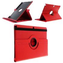 Samsung Galaxy Tab/note Pro 12.2 Funda Giratoria 360 Roja