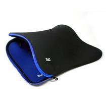 Klip Xtreme Funda De Neopreno Para Netbook Negro/azul 10.2