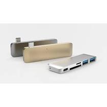 Juiced Sistemas Mba-02g 12 Macbook 5-en-1 Adaptador V2 (con