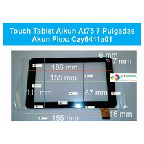 Touch Tablet Aikun Acteck China 7 Pulgadas Flex: Czy6411a01