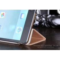 Smart Cover Funda Case Para Ipad Air 2 Gold Con Iman