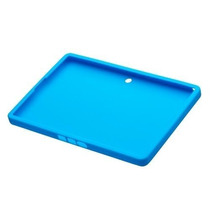 Funda De Silicon Azul Para Blackberry Playbook