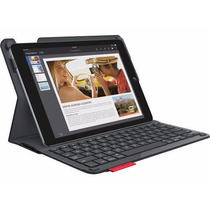 Funda Logitech Tipo + Con Teclado Integrado Para Ipad Air 2