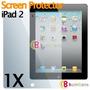 Protector De Pantalla Para Ipad 2 Apple Transparente