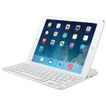 Funda Logitech Ultrathin Keyboard Cover For Ipad Air, Blanco