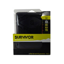 Funda Ipad 2 3 Y 4 Survivor Griffin Uso Rudo Contra Golpes
