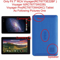 Voyager Ii 2 / Pro , Wizfun Pu Leather Case Cover For 7