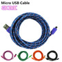 Cable Micro Usb V8 3 Metros Celulares Tablet Datos Y Carga