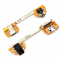 Flexor Centro D Carga Puerto Usb Plug Audio 3.5 Asus Nexus 7