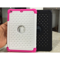 Funda Protector Uso Rudo Ipad Mini De Brillos + Regalo.