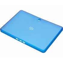 Funda Gel Blue Sky Piel Para Blackberry Playbook Tablet Azul