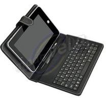 Funda Con Teclado Tablet De 10 Pulgadas Micro Usb Stylus