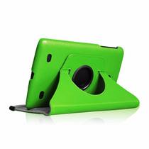 Funda Lg G Pad - 360 Grados De Rotación Del Soporte Verde