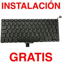 Teclado Macbook Pro 13 A1278 Español - Instalación Gratis