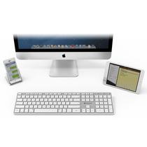 Teclado Bluetooth Kanex Tablet Pc Mac Celulares Iphone