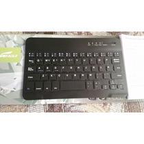 Mini Teclado Bluetooth Para Tablet, Pc, Celular Etc.