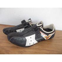 Tennis Zapatos Para Ciclismo Victoria Bicicleta 28cm #a255