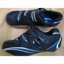 Zapatos Shimano De Ruta Mod. R-087 Talla 26.5 Cm. Nuevos