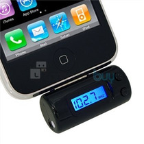 Itrip Transmisor Fm Inalambrico Ipod Iphone Control Remoto