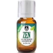 Mezcla Zen 100% Puro De Grado Terapéutico Mejor Aceite Esenc