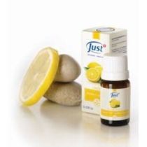Swiss Just: Aceite Escencial De Limón 10 Ml