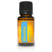 Aceite Breath O Easy Air Mezcla Respiratoria Doterra