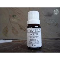 Romero - Aceite Esencial Puro Y Natural
