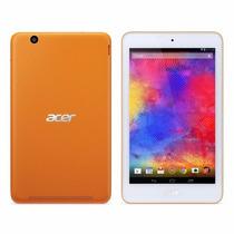 Tablet Acer Iconia B1-750-16jm Naranja 1gb 7 Tablet Acer I