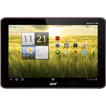 Acer - Iconia Tab A200 Series Tableta Con Memoria De 16gb -