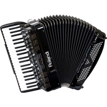Acordeon Digital Roland Fr 7x- Bk/wh Acordion Piano/keyboard