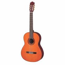 Guitarra Yamaha Clásica Tapa Laminada Acabado Brillante