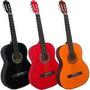 Guitarra Acustica Tercerola O Bajito Para Niñ@ Varios Colore