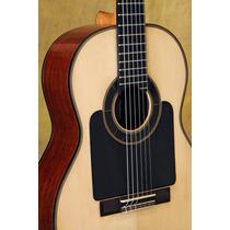Guitarra Flamenca Negra De Concierto Marcos Mendez Ramirez