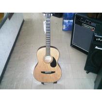 Guitarra Johnson Acustica Roja Mod Jg-100-r