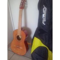 Guitarra Purepechas Paracho Original Con Estuche Excelente