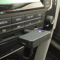 Receptor Bluetooth Autoestereo Inalambrico Musica Y Llamadas