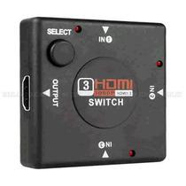 Switch Selector Hdmi 3 Puertos