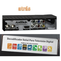 Decodificador De Tv Para Señal Digital