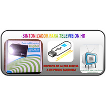 Decodificador Tv Hd