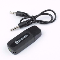 Receptor De Audio Música Mediante Bluetooth A Auxiliar