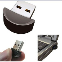 Adaptador Mini bluetooth Dongle Usb 2.0 100 Mts Vista 7 Xp