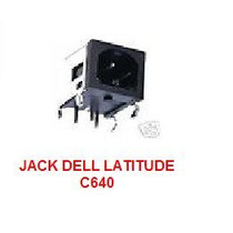 Power Jack Laptop Dell Inspiron 1100 Cargador Adaptador