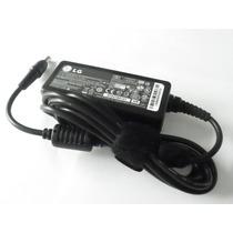 Cargador Mini Lg X110 Lenovo S9 S10 Lanix Lt10 Asus 20v, 2a